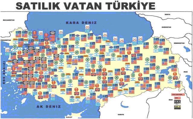 Ve Satılık Vatan Türkiye