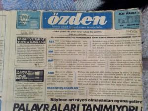 Özden Gazetesi