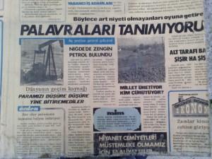 Özden Gazetesi 2