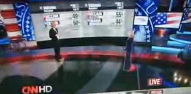 CNN Televizyonu Işınlanma Görüntüsü