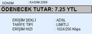 TTnet Fatura