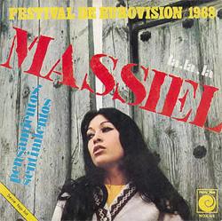 1968 Eurovision Massiel La, La, La