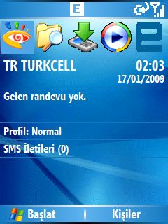WM 5 Ekran Görüntüsü