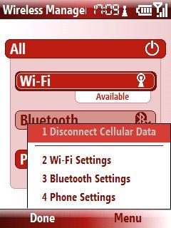 Wi-Fi Ayarlarına girin