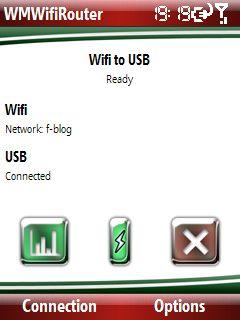 Wifi ve USB bağlı