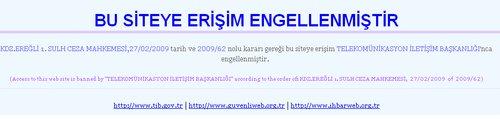 Takvim Gazetesi İntrernet sitesi erişim engelli