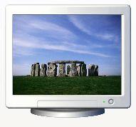 Stonehenge yeri. :)