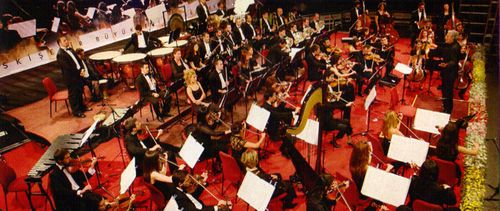 EBB senfoni orkestrası