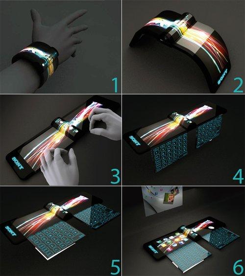 2020'nin Sony cep telefonları