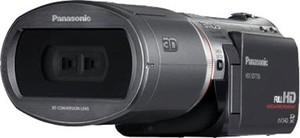 Panasonic ilk 3D kamera