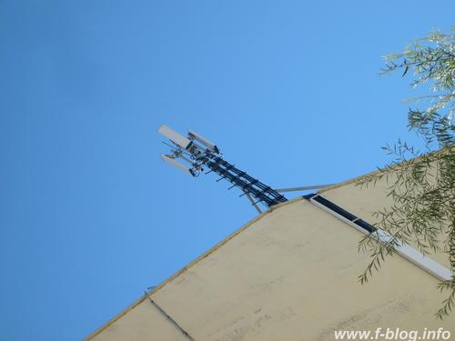 Panel antenler. (Avea)