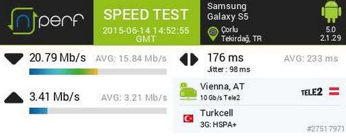 Tekirdağ, Çorlu otogar Turkcell 3G.