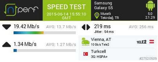 Tekirdağ, Muratlı 2. baz istasyonu Turkcell 3G.