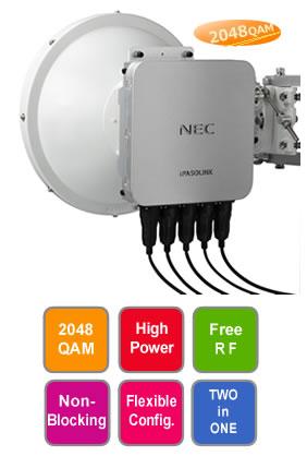 iPasolink IX anten