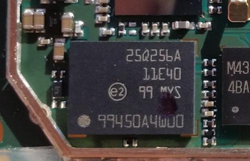 Micron 25Q256A