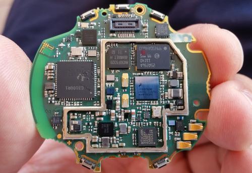 Fenix 3 motherboard