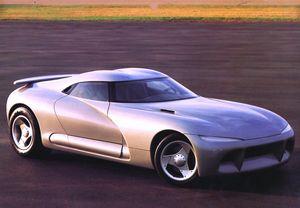 Bir adet Dodge Viper Defender hayal dünyası süsleyici.