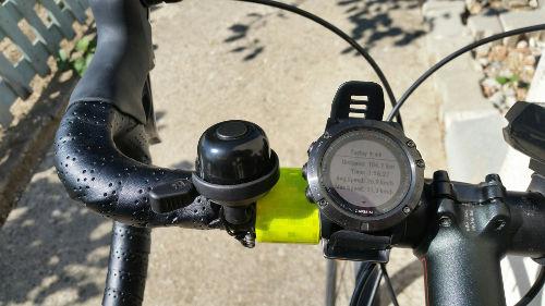 Bisiklette-Garmin-Fenix-5X